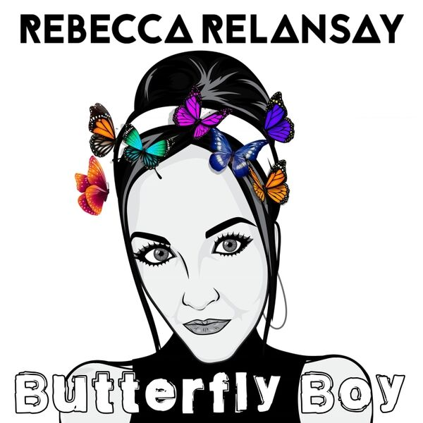 Cover art for Butterfly Boy
